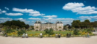 Park in Paris