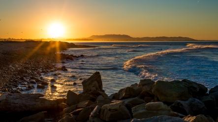 150214-8088 Ventura Beach Dawn