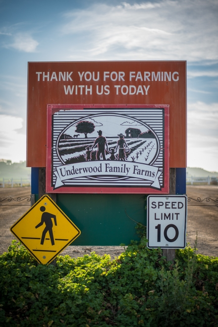 150202-7613 Underwood Family Farm sign